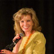 Darla Moore speaking to GWG